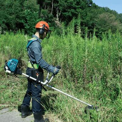 Petrol Brushcutter Hire | National Tool Hire Shops